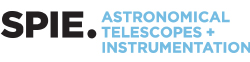 SPIE Astronomical Telescopes and Instrumentation 2018