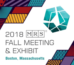 2018 MRS Fall Meeting & Exhibit